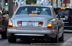 bentley arnage drive