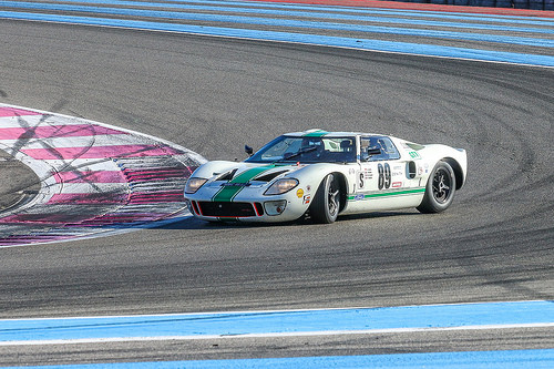 ford gt race
